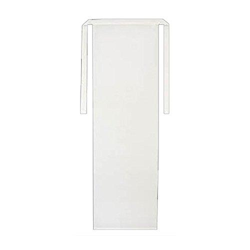 梨園染 越中褌 (ふんどし) 綿100% 日本製 メンズ フリーサイズ 晒 (白)1枚