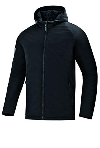 JAKO Herren Winterjacke Sonstige Jacke, schwarz, L