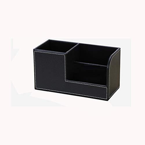 Caja de almacenamiento de escritorio Tarjeta de visita Pluma Teléfono móvil Caja de almacenamiento de control remoto Caja de almacenamiento de escritorio Conjunto Caja de almacenamiento cosmético
