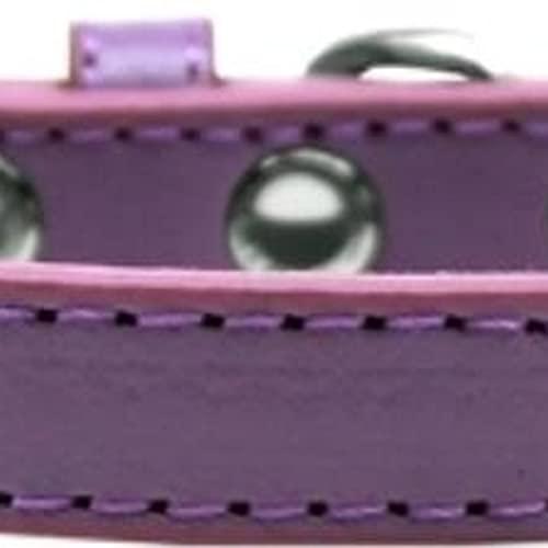 Mirage Pet Products 509–2lv-14Wichita Hundehalsband, unifarben, Lavendel, klein