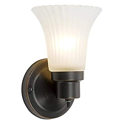 Design House 500975 1 Light Wall Light