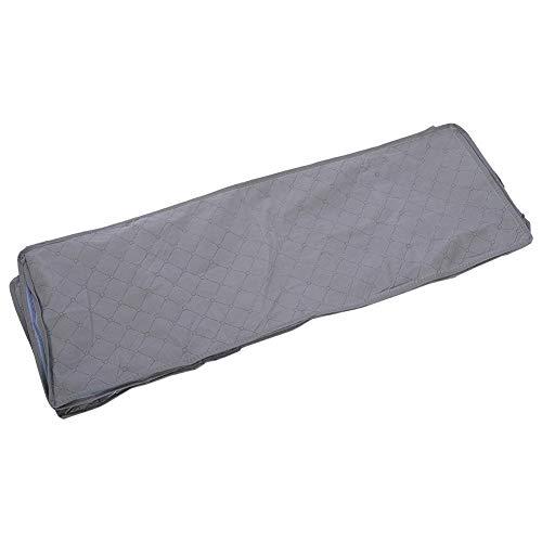 Opbergtas, 53L non-woven grote deken kleding Home Storage Organizer Box Bag Case