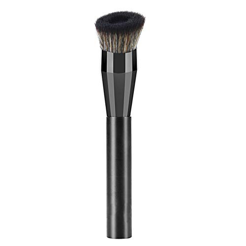Large Perfecting Face Brush Premium Foundation Makeup Brush (1pc Angled) by Vela