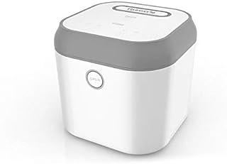 Rizees Baby UV light Bottle Toys Sterilizer and Dryer (white) Steriliser with HEPA Clean Filter System UV Light Sanitizer Box