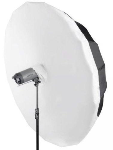 Walimex Pro Reflexschirmdiffusor weiß, Durchmesser 180 cm