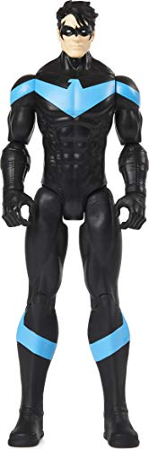 dc comics 6060345 12-inch Action Figure, for Kids Aged 3 and up Nightwing Actionfigur, Batman, 30,5 cm, für Kinder ab 3 Jahren