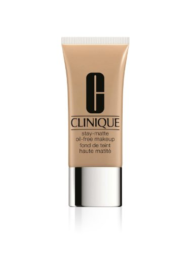 Clinique Stay-Matte Oil Free Make-Up Pflege 02 Alabaster 30 ml
