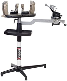 Gamma 6004 with 2PT Mounting System, Black/Silver