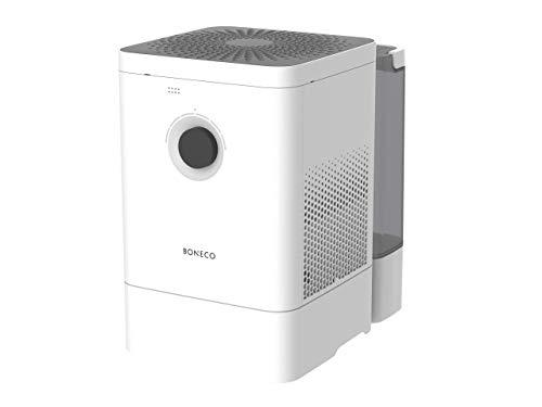 Boneco Luftbefeuchter, Weiß, 400 × 280 × 433 mm