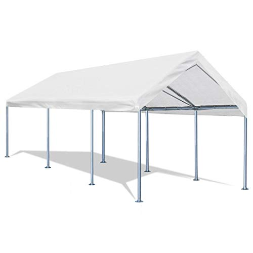 Our #6 Pick is the Quictent Heavy Duty Carport Cover