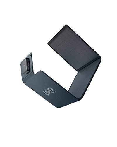 Anker PowerSolar 3-Port 24W (3ポート USBソーラーチャージャー) 【合計最大出力21W / PowerIQ搭載】キャンプ アウトドア iPhone iPad Galaxy Android各種対応
