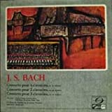 【※CDではありません】バッハ:2Cemb協奏曲B.1060,3Cemb協奏曲B.1064,4Cemb協奏曲B.1065【中古LP】