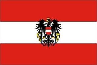 3'x5' Austrian Eagle Shield Crest FLAG of Austria
