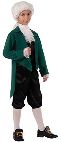 Forum Novelties Deluxe Thomas Jefferson Costume, Large