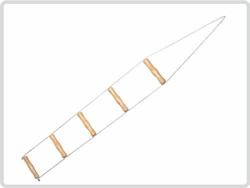 Bettleiter, Holz, 130 cm