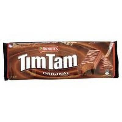 Tim Tam Ursprünglichen Schokoladenbiskuitplätzchen200G