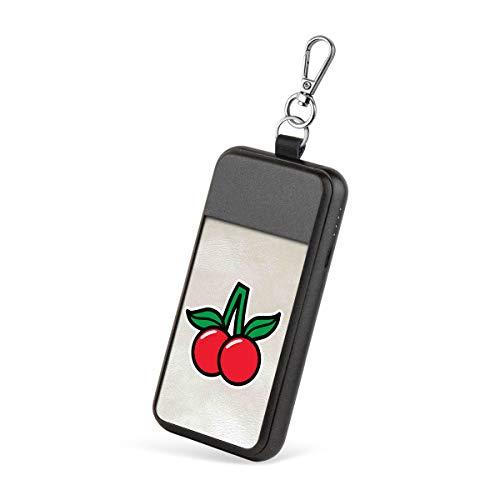 Usbepower WIPOP - Llavero Cargador KEYWI Plus Cherry Pearl