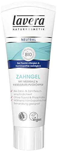 Lavera Bio Neutral Zahngel (6 x 75 ml)