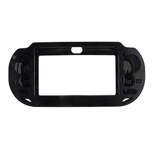 kokiya Funda Protectora Wrap Cover para Sony Playstation PS Vita PSV 1000 Console - Negro