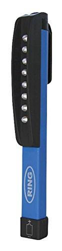 Ring Automotive RIL50 LED poche LED [Pack taille : 2] (marque certifié)