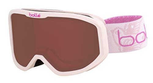Bollé INUK Pink Princess Matte / Rosy Bronze Cat.3 | Extra Small - Gafas de esquí Unisex-Niños