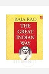 The Great Indian Way: Life of M. Gandhi Hardcover