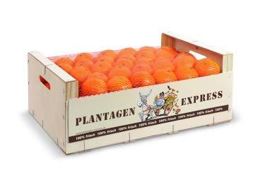 Clementinen direkt aus Spanien, süß und saftig, 10kg Plantagen Express