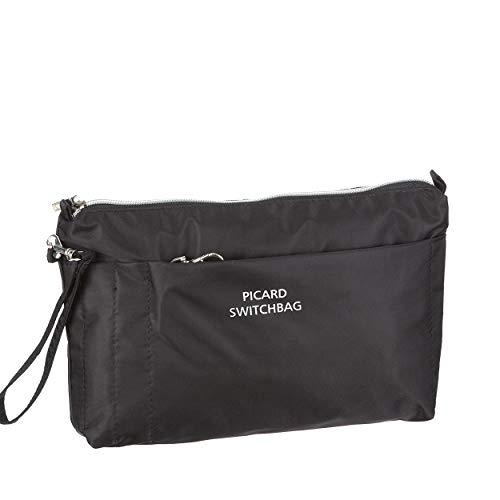 Picard Taschenorganizer Switchbag Basic Woman Nylon Large 16 x 26 x 5 cm (H/B/T) Damen Handtaschen (7837)