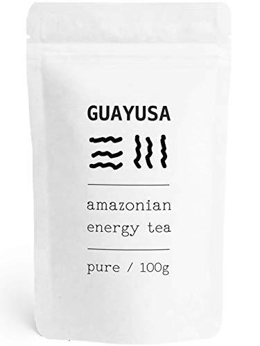 Guayusa Energy Tea - Pur - 100g loser Feinschnitt
