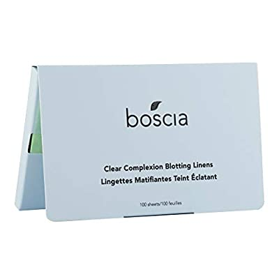BOSCIA Clear Complexion Blotting