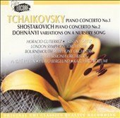 Piano Concerto 1 by Tchaikovsky