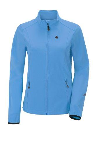 Maier Sports Damen Softshelljacke Cora, Atomic Blue, 36, 260773