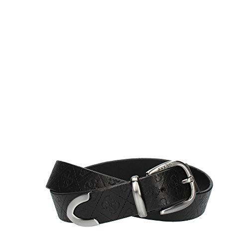 Guess BM7275LEA35 cinturones Unisex Negro L