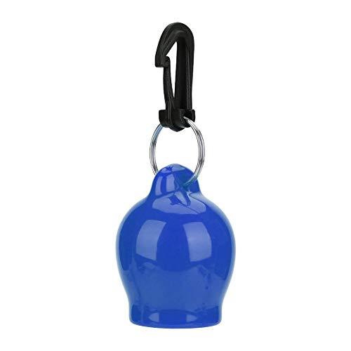 Keenso Cubierta de Boquilla de Buceo, regulador de Buceo de Silicona, Tapa Protectora de Boquilla a Prueba de Polvo para Buceo al Aire Libre(Azul)
