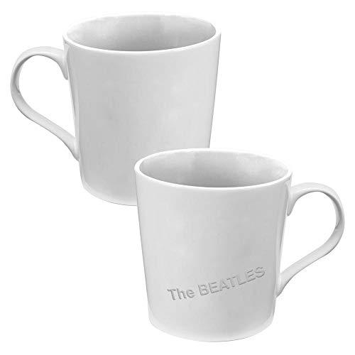 Vandor Beatles White Album 12 Oz. Ceramic Mug