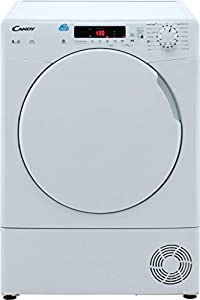 Candy CSC8DF-80 8kg Condensor Tumble Dryer by Candy