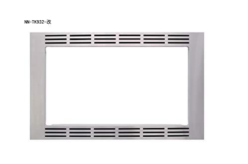 Panasonic NNTK932SS parte y accesorio de horno de microondas Microwave trim kit – Piezas y accesorios de…