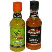 Zaaschila Salsa Habanero and Salsa Guacamole & Habanero Extra Hot 1 Each Bundle Thank you all with me to entrust to Starworld market stewardship. Best Regard