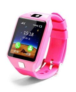 HOK MP3 Smart Watch with 8GB Memory Card. Best for Android Phones. Call, Text, Camera, Bluetooth, Pedometer, Sleep Monitor