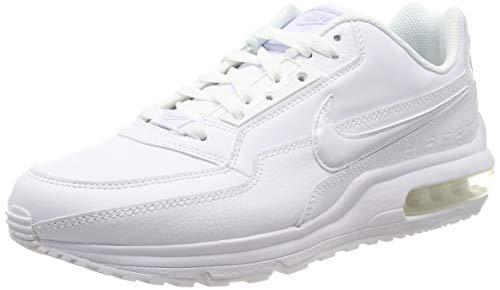 Nike Air MAX Ltd 3, Zapatillas Hombre, Blanco (White/White/White 111), 39 EU