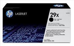 Hewlett Packard [aire] N, 29X cartuchos de tinta para impresora láser multifunción capacidad de tóner láser equivalente a 10000pp negro mm C4129X