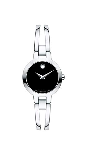 Amorosa Stainless Watch (Model: ) - Movado 0607153