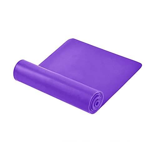 Correa De Yoga, Aumentar La Flexibilidad Cintas Elasticas, Duradera Y Cómoda Bandas De Resistencia Fitness - Aplicar para Estiramientos Diarios, Fisioterapia, Fitness(5PCS),A
