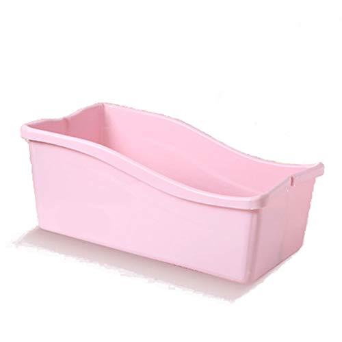 Piscina Portátil Portátil La bañera especial del perro es adecuada for mascotas e hijos, a prueba de fugas, gran capacidad, plegable y espacio pequeño Adecuado para jardines caseros y tiendas de masco