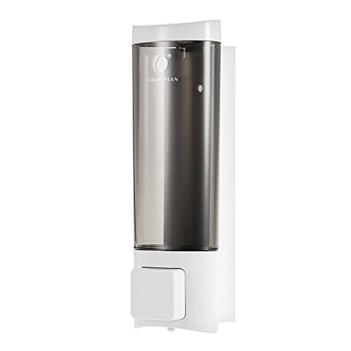 Anself - Dispensador de jabón líquido manual Chuangdian de 200 ml - Dispensador de jabón líquido para pared