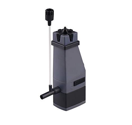 AquaOne Aquarium Skimmer JY 02 Oberflächenskimmer Innenfilter Filter Absauger Absauger Kahmhaut Pumpe Wasseroberflächenabsauger Aquariumfilter