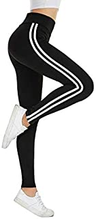 FITG18 Women's Slim Fit Trackpants (Fitg18_Black_Free Size)