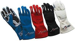 ARD 内縫いレーシンググローブ ARD-250 ProGear400X Lサイズ/レッド 【FIA公認】