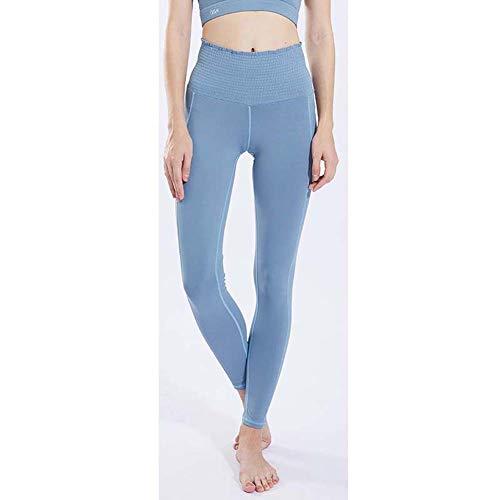 AKSE Yoga Hosen, läuft Fitness Sporthose Engen Stretch atmungsaktiv hohe...