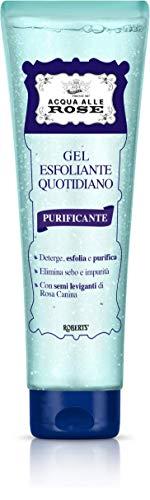 Acqua Alle Rose Gel Esfoliante Quotidiano Purificante, 150 ml